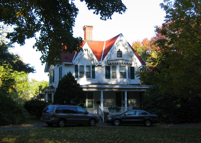 Carpenter Gothic Database